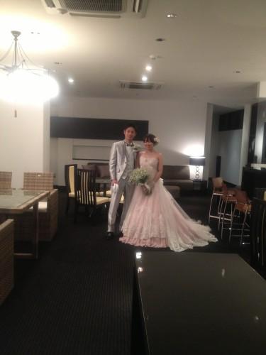 ノルドコート紫水苑 結婚式