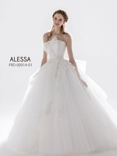 ALESSA アレッサのドレス