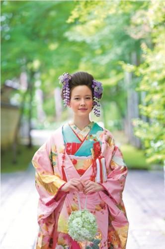 和装と小物ご紹介 2012/1/25 ...