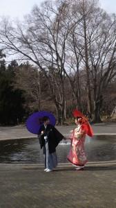 京都 結婚式 前撮り