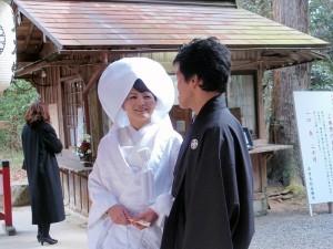 日吉大社 結婚式
