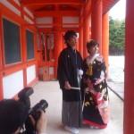 下賀茂神社 結婚式