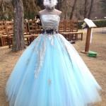 新作 カラードレス