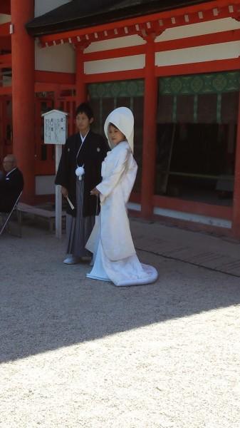 下鴨神社挙式