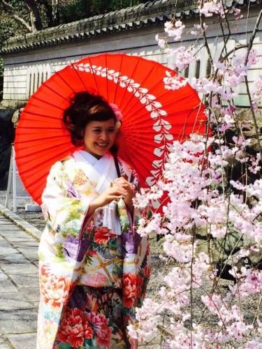和装前撮り 京都