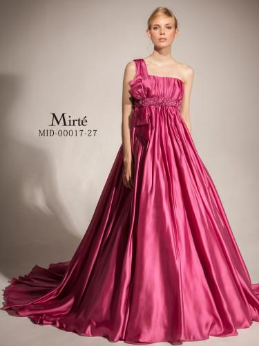 Mirteミルテのカラードレス