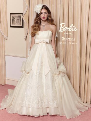 バービーブライダルの新作ウェディングドレス