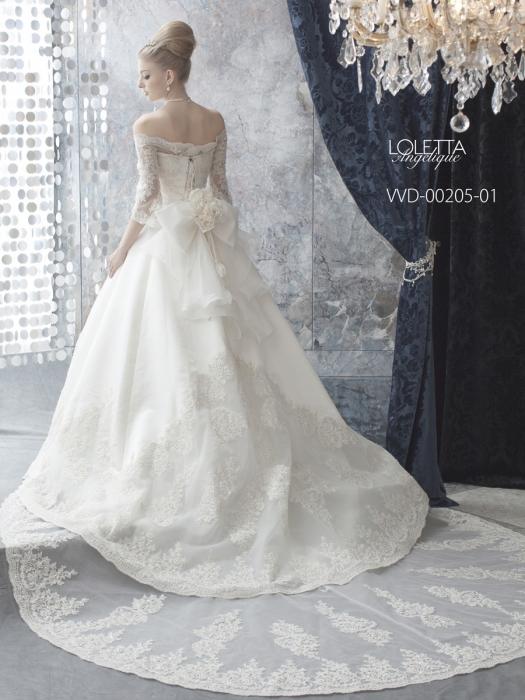 ロレッタのドレス