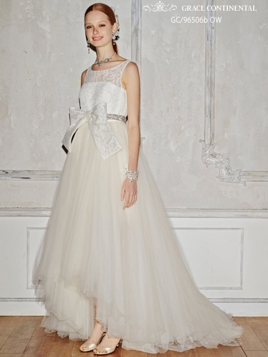 グレースコンチネンタルのウェディングドレス
